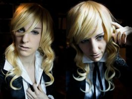 Frankenstein - Noblesse - New wig by RomaiLee