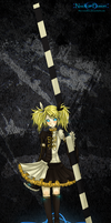 Kagamine Rin - NUCLEAR FUSION by The-Noodles