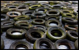 Tyred by Megglles