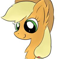 Applejack by Peaches125