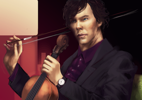 Sherlock by WhatICantDo