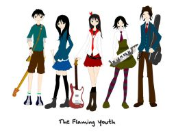 The Flaming Youth by Jemuelvin
