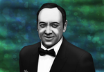 Kevin Spacey by FuckFakePpl