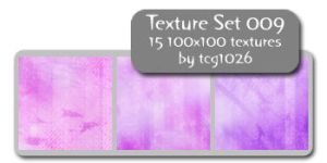 Texture Set 009 by tcg1026