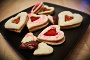 Valentine Sugar Cookies 3 by FlashBulbProductions