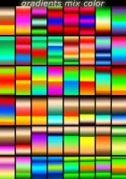 Mix  Gradient 1234 by roula33