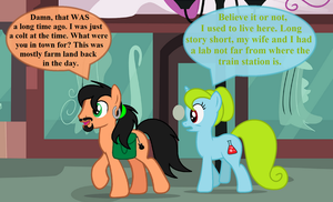 She's My Brother (Part 25) by TheRockinStallion