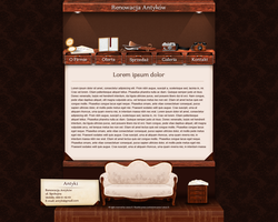 Web page for Shop with Antiques (2012) Final by Aladdin87