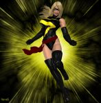 Ms. Marvel 11 by hotrod5
