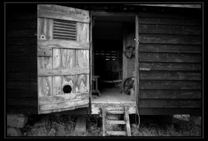 Farmer's Shed by TheAcolyte