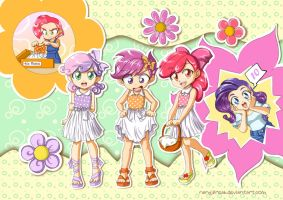 CMC kawaii by NanyJfreak