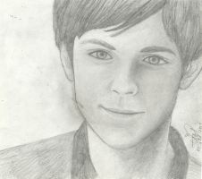 Logan Lerman by seejay196