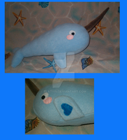Hartly narwhal by Platypi