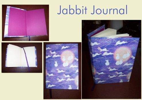 Jabbit Journal by supersmeg123