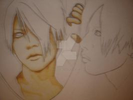 Dir En Grey - Toshiya W.I.P. by WhisperedMelody