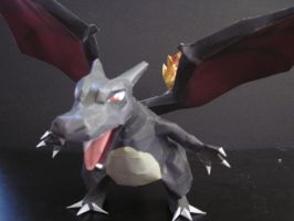 Charizard Papercraft 01 by PrincessStacie