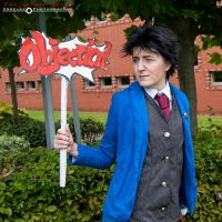 ALCON Phoenix Wright Ace Attorney by TPJerematic
