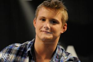The Hunger Games - Alexander Ludwig - Cato by rkhimages