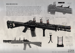 M16 Mod Concept by TheEnderling