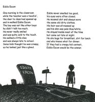Eddie Eacon by DickStarr