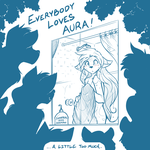 Everybody Loves Aura by Twokinds