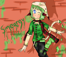 Smeargy Contest Entry by Neon-Fizz