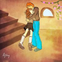 i love you hermione by ljiuy