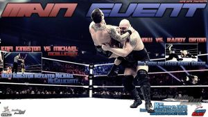 WWE Main Event 10/10/12 by themesbullyhd