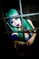 Trapped - Dark Wood Circus by alfenneo