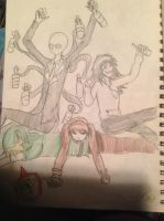 Drunk!Creepypasta by Jennifer0012