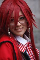 Grell Sutcliff by VictorianKiss