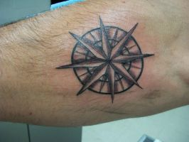 compass rose by unclejosh100