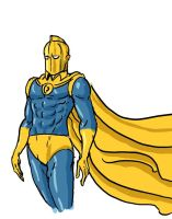 Dr. Fate by shangprotum