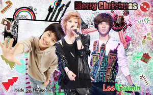Lee Taemin Christmas by MiAmoure