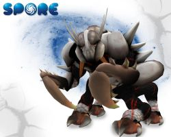 MY SPORE CREATIONS:09 by EDICTARTS