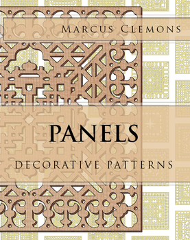 Panels: Decorative Patterns by HTYMSITI