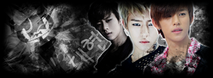 Daehyun facebook cover by SMoran