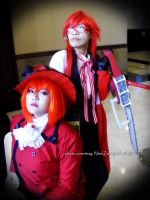 madam red n Greill by ChiaNoona