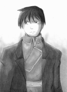 Roy Mustang by Camaryllis