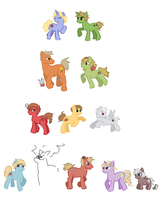Confound these ponies :APH: by Chary9