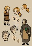 Character studies - 1 by itsmimi111