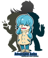 Adoptable Aoba by Ninetydrops