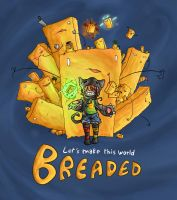 Let's make this world breaded by Seikame