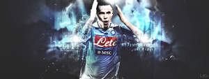 Hamsik by LexSG