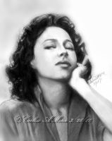 Dorothy Dandridge V by CezLeo