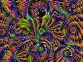 Fractal Insanity by Thelma1