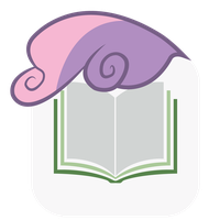 Mlp:FiM Winterboard Mane Theme Sweetiebook Icon by craftybrony