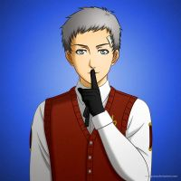 Commission: Akihiko by Mangsney