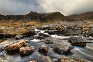 Cwm Idwal 2 by CharmingPhotography