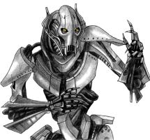 General Grievous by Spesiria